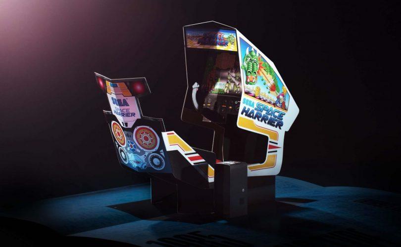 SEGA: un libro pop-up dedicato ai suoi più celebri cabinati arcade