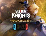 SEVEN KNIGHTS: Time Wanderer annunciato per Nintendo Switch