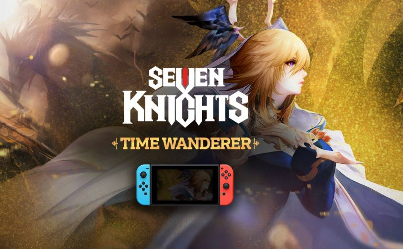 SEVEN KNIGHTS: Time Wanderer annunciato per Nintendo Switch