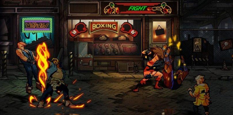 Streets of Rage 4 uscirà in versione retail in Giappone