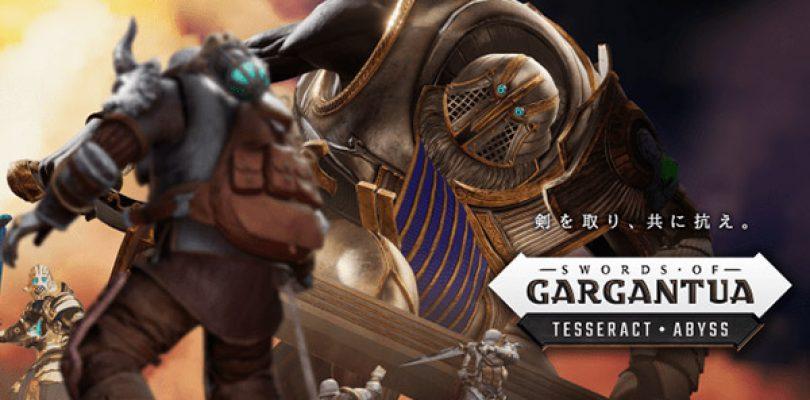 Swords of Gargantua: ecco il periodo d'uscita