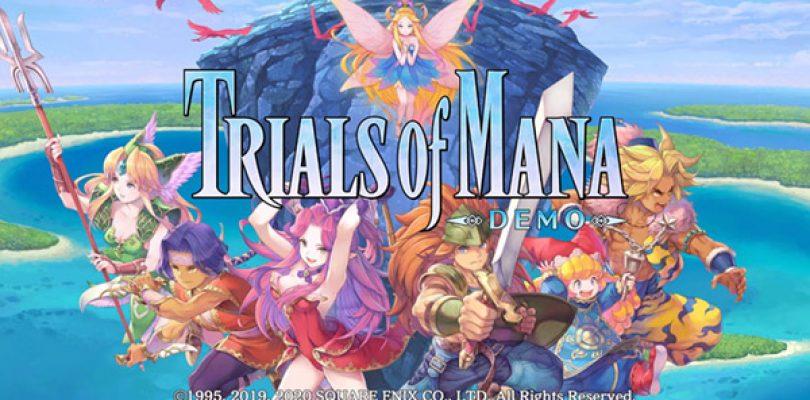 TRIALS of MANA: la demo è disponibile in Europa