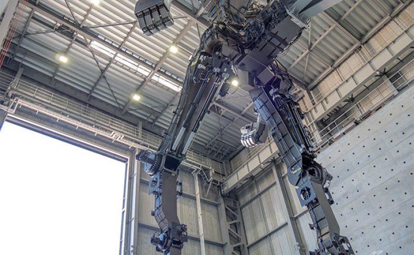 GUNDAM: ecco lo scheletro del mecha che camminerà a Yokohama