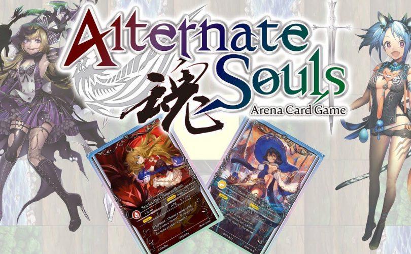 Alternate Souls: dai creatori di Force of Will arriva il nuovo arena card game