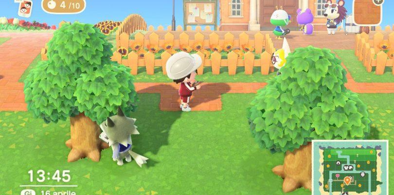 Animal Crossing: New Horizons - Guida: come modificare il terreno