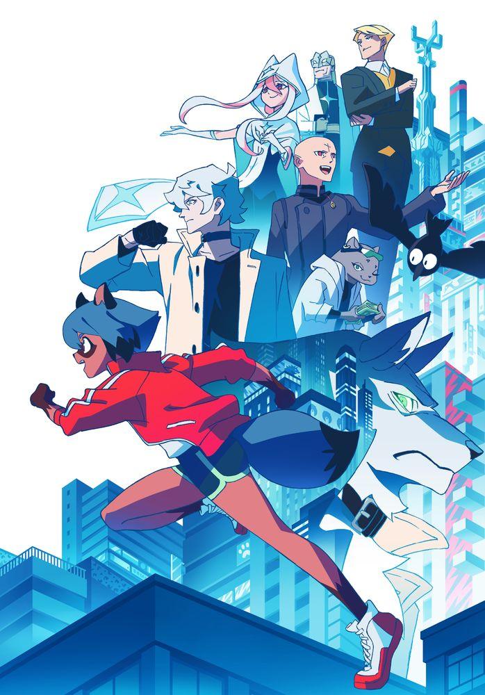 BNA: Brand New Animal - Stagione anime primavera 2020