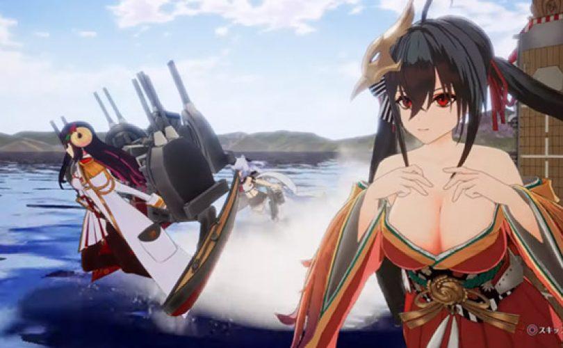 Azur Lane: Crosswave – disponibile un nuovo video di gameplay per Taihou