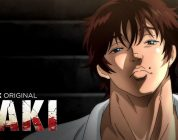 Baki: data e cast per la terza parte dell'anime