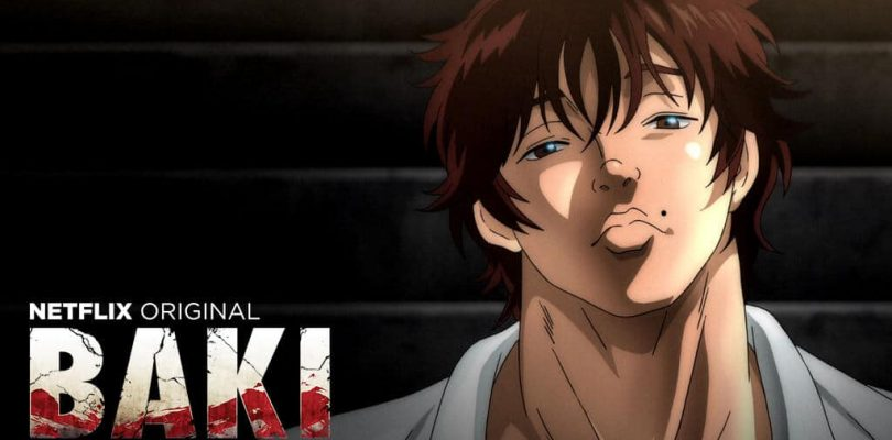 Baki: data e cast per la terza parte dell'anime