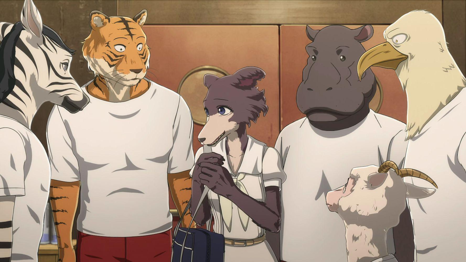 BEASTARS, la serie animata