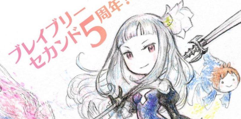Bravely Second: Team Asano festeggia i cinque anni dall'uscita con un'illustrazione