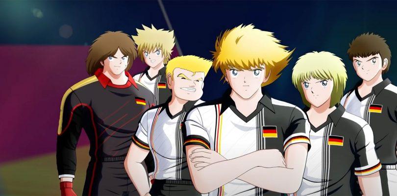 Captain Tsubasa: Rise of New Champions - Trailer per la Germania