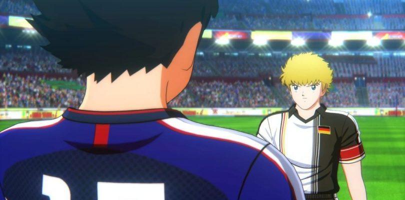 captain tsubasa frame rate risoluzione
