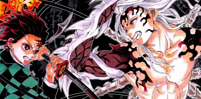 DEMON SLAYER: il manga raggiungerà il climax con il prossimo capitolo