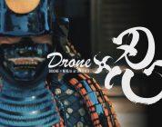 L'assalto di un Ninja vissuto in prima persona grazie a un drone