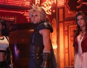 Tifa, Cloud e Aerith - FINAL FANTASY VII REMAKE