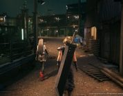 Tifa e Cloud / FINAL FANTASY VII REMAKE