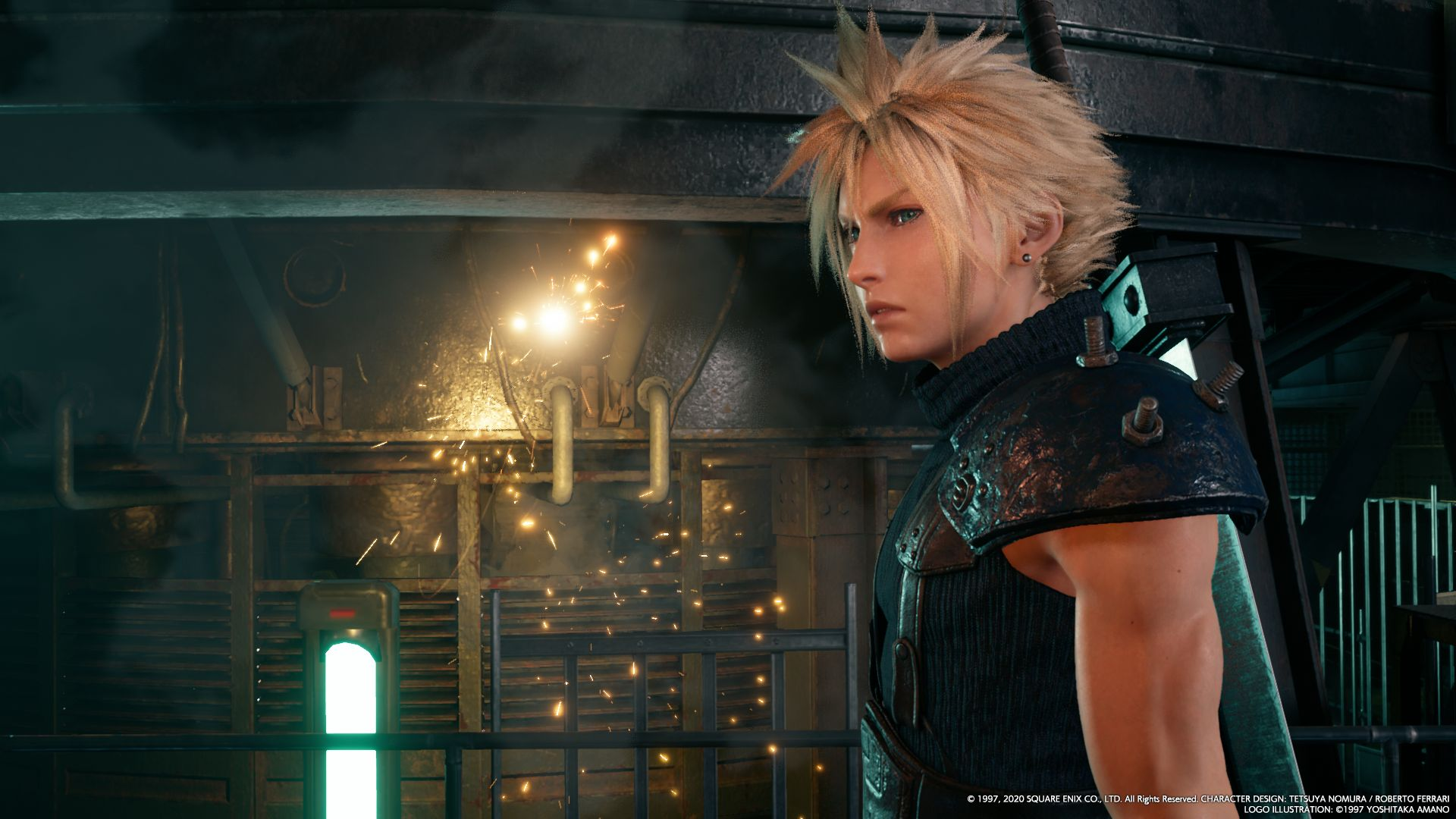 Cloud Strife, il protagonista indiscusso
