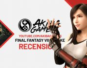 VIDEO Recensione – FINAL FANTASY VII REMAKE