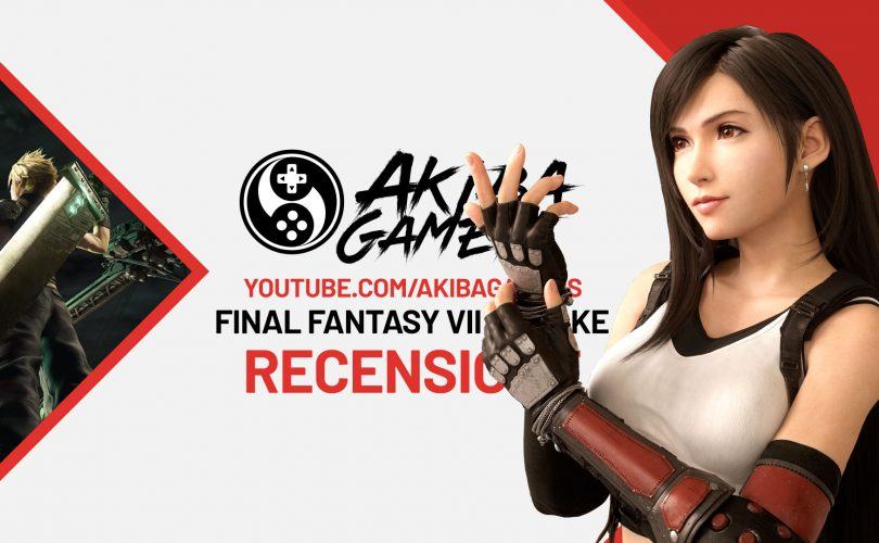 VIDEO Recensione – FINAL FANTASY VII REMAKE