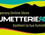 Manicomix lancia un progetto a supporto delle fumetterie italiane
