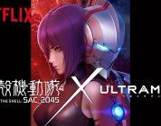 Ghost in the Shell: SAC_2045: ecco il nuovo PV crossover con Ultraman