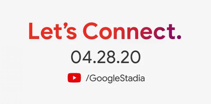 Google Stadia: una nuova diretta arriverà il 28 aprile
