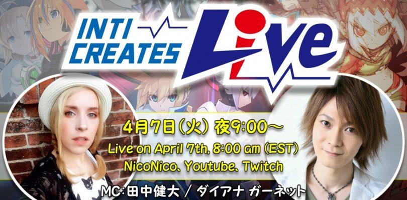 INTI CREATES Live #11 fissato per il 7 aprile