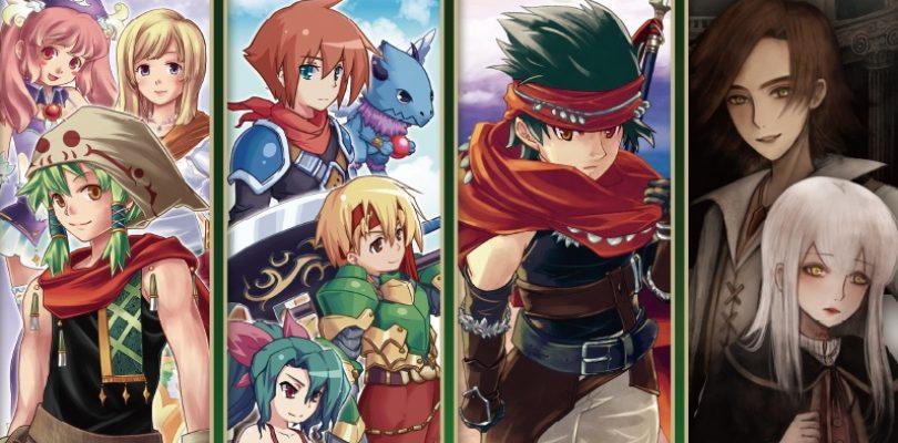 Kemco RPG Selection Vol. 4 uscirà in Giappone a luglio