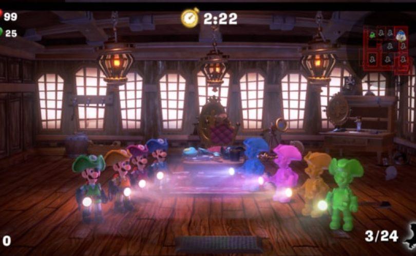 Luigi's Mansion 3: disponibile il DLC Multiplayer Pack – Parte 2