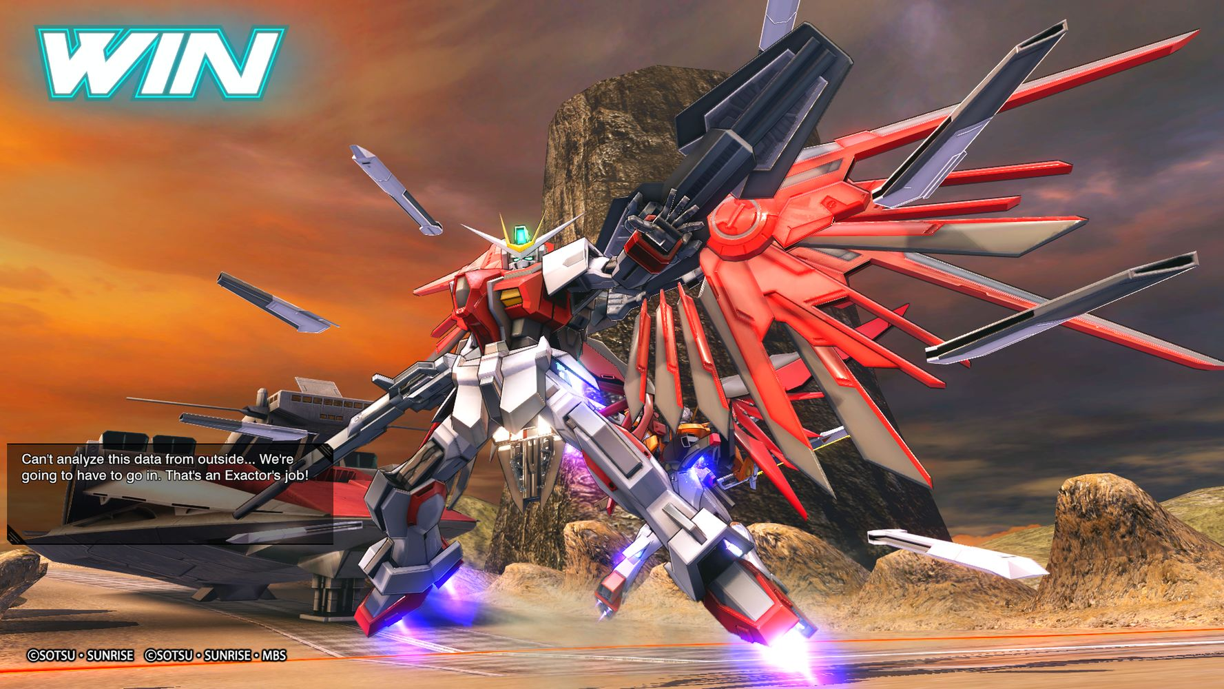 Extreme Gundam AF