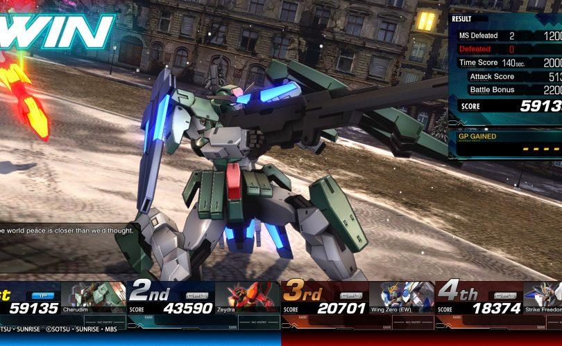 Vittoria del Cherudim Gundam