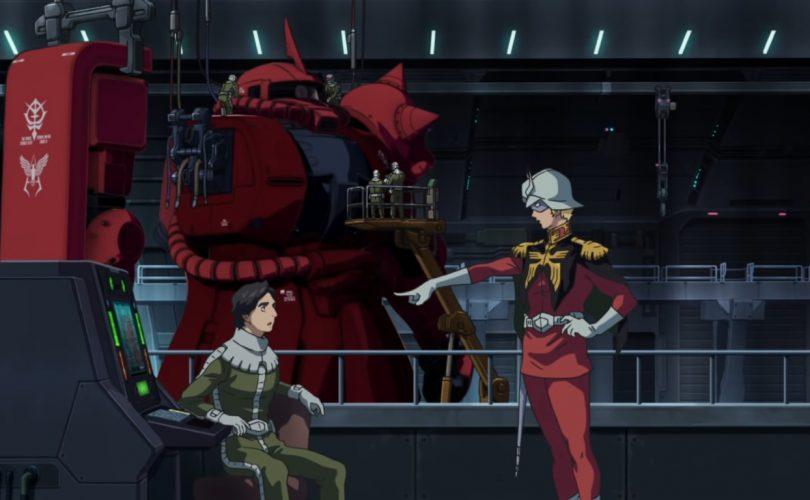 Uno spot TV di COGNAVI ci porta nel mondo di Mobile Suit Gundam