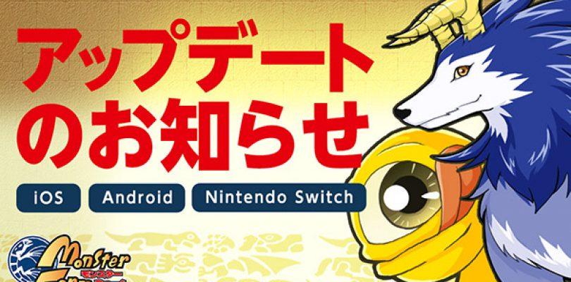 Monster Rancher: il titolo mobile e Switch si aggiorna con tante novità