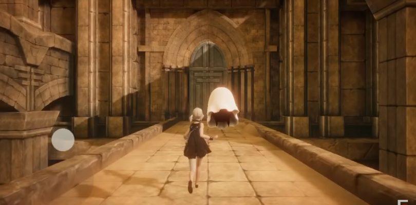 NieR Re[in]carnation si mostra in un primo video di gameplay