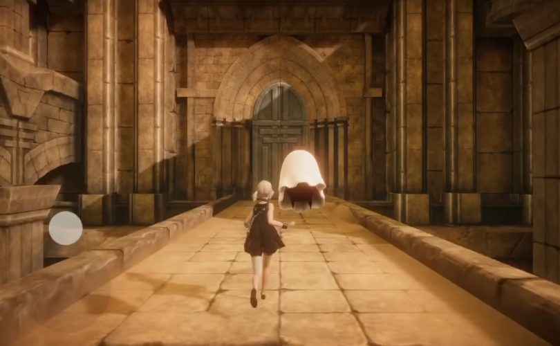 NieR Re[in]carnation si mostra in un primo video di gameplay