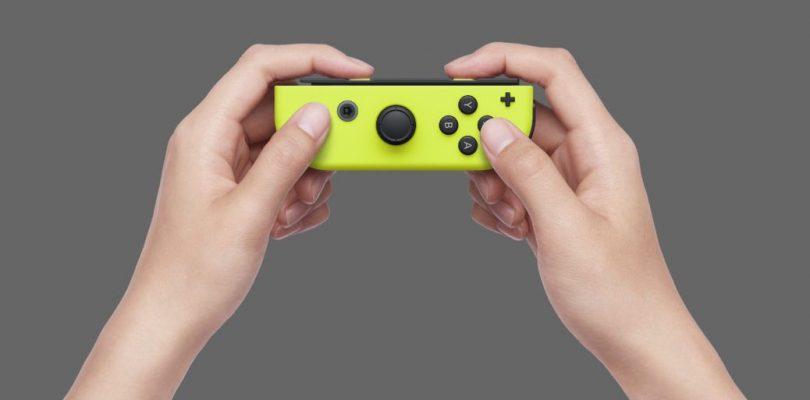 Nintendo termina la produzione di tre varietà di Joy-Con