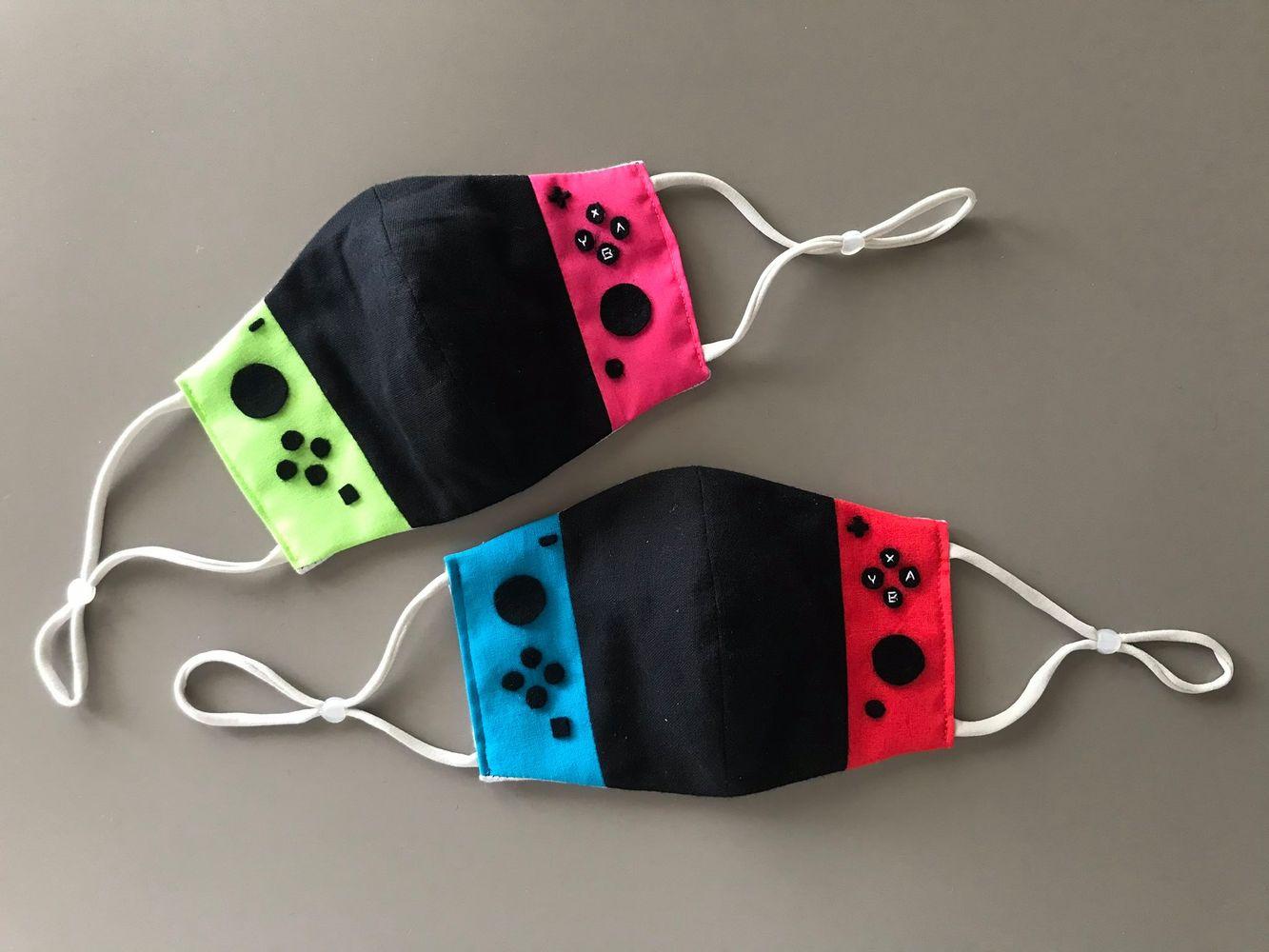 Mascherine Nintendo Switch