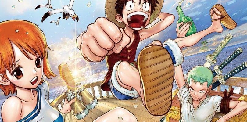 ONE PIECE: Boichi disegnerà l'adattamento manga di Ace's Story