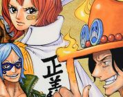 "ONE PIECE NOVEL ""A"" – ROMANZO"