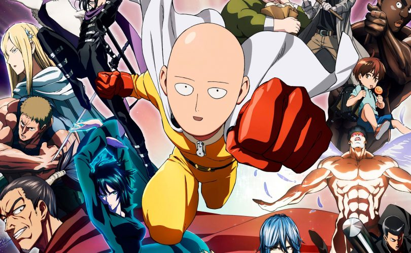 ONE PUNCH MAN: Sony Pictures annuncia un film live action