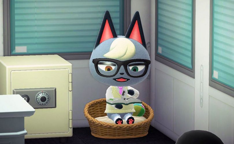 Un mercato nero di abitanti su Animal Crossing: New Horizons