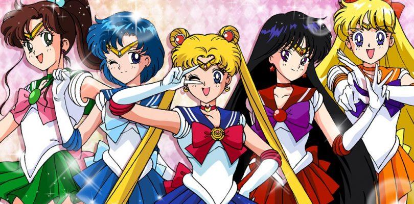 Sailor Moon: la vecchia serie anime è in arrivo su YouTube