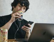 Giappone: un'azienda incoraggia i drinking party a distanza