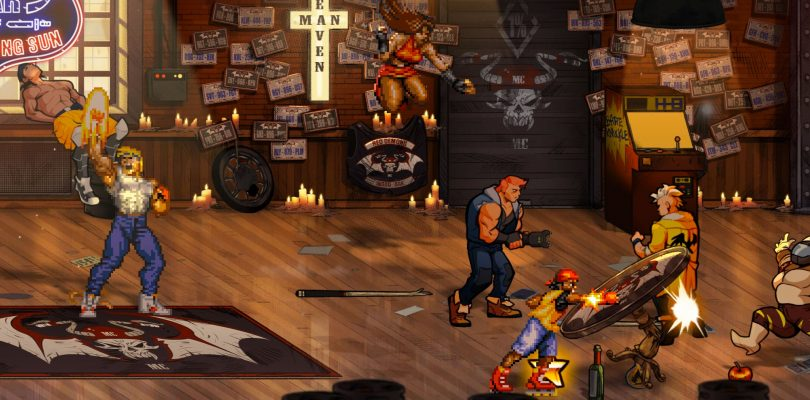 Streets of Rage 4 è disponibile da oggi: il trailer di lancio