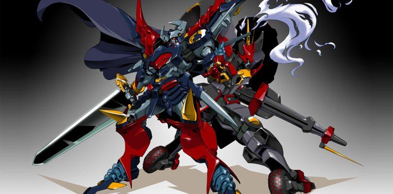Super Robot Wars: avatar e sfondi in regalo per l'anniversario