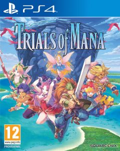TRIALS of MANA - Recensione