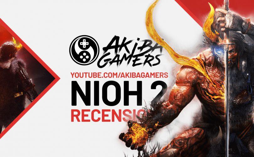 VIDEO Recensione – Nioh 2