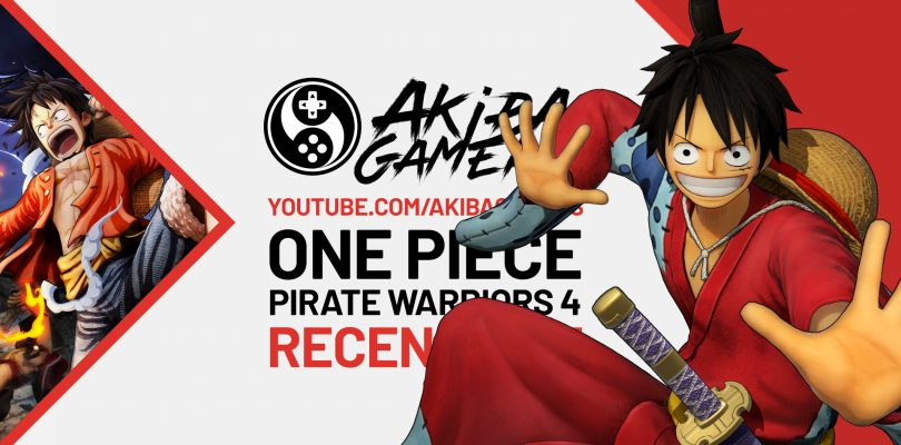 VIDEO Recensione – ONE PIECE: PIRATE WARRIORS 4