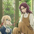 Violet Evergarden: Eternity and the Auto Memory Doll - Recensione